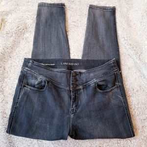 Lane Bryant Super Stretch Skinny Jeans